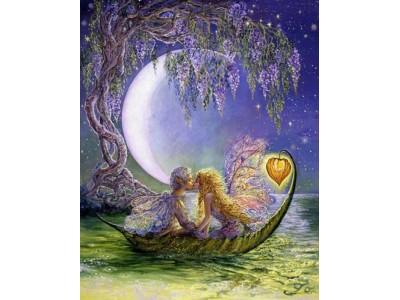 Глициния луны